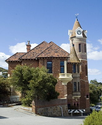 University of Western Australia - UWA Centre Albany.
