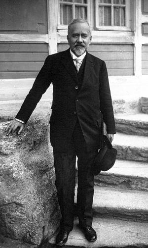 Albert Calmette - Albert Calmette in 1923