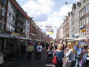 Albert Cuyp Market - The Albert Cuyp market