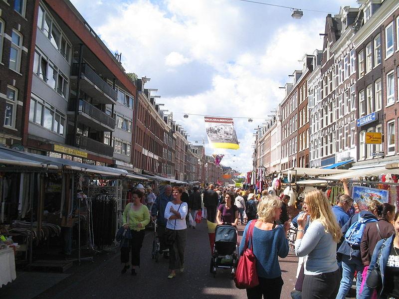 Comércio em Amsterdam