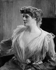 Portrait of Madame Suzanne Potre