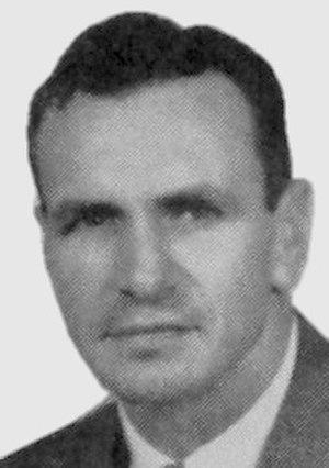 Alden Pasche - Pasche, ca. 1947