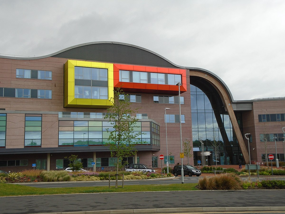Alder Hey Children's Hospital - Wikipedia