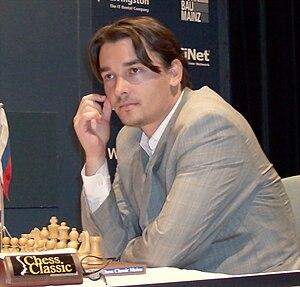 Alexander Morozevich - Image: Alexander Morozevic