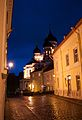 Alexander Nevsky orthodox Cathedral in Tallinn by night (8053676093).jpg