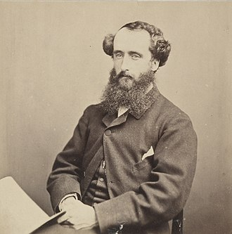 Alfred William Howitt - Alfred William Howitt, circa 1861