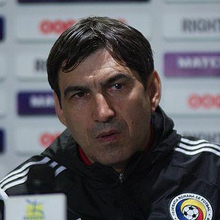 Victor Pițurcă Romanian footballer and manager