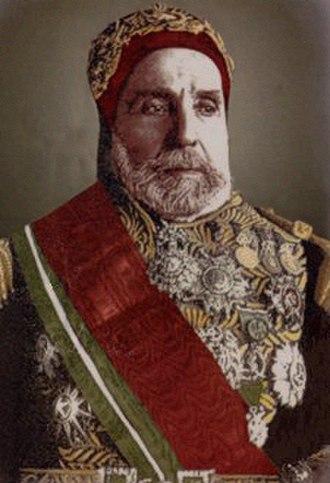 Ali III ibn al-Husayn - Portrait of Ali III Bey
