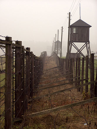 Rudolf Vrba - Majdanek concentration camp, 2008