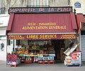 Alimentation générale, place Félix-Éboué, Paris 12.jpg