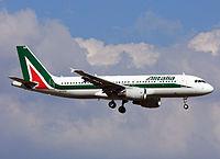 EI-DTM - A320 - Alitalia