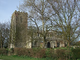 Theddlethorpe - All Saints' Church