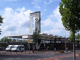 Almelo railway station railway station