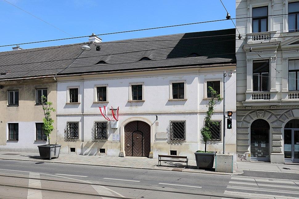 Alsergrund (Wien) - Schuberthaus (1)