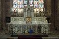 Altar of the church of Saint George (Selestat, France) (30011120780).jpg