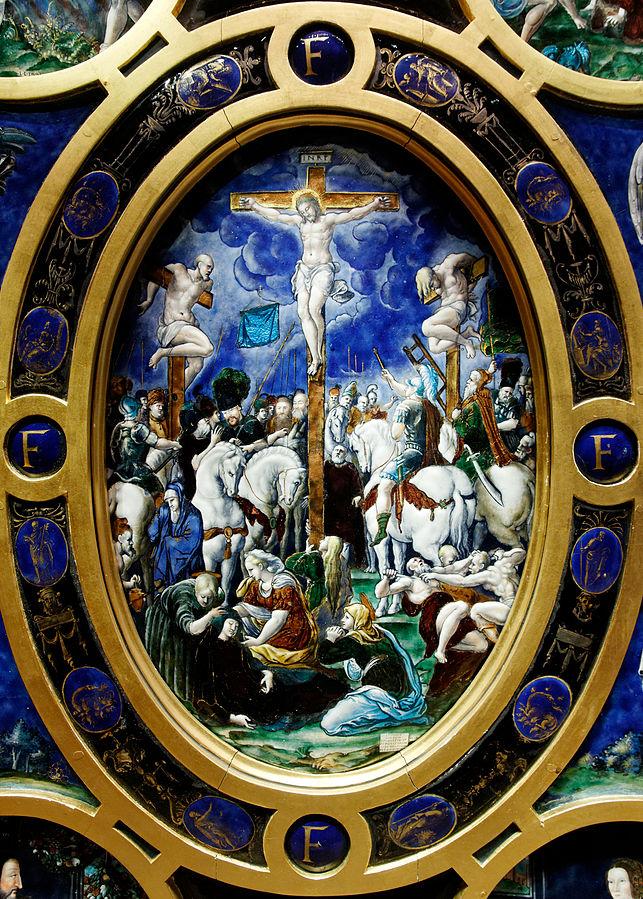 retables de la Sainte-Chapelle