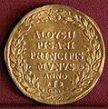 Alvise pisani, osella in oro da 4 zecchini, 1735.jpg