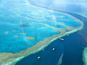 Economy of Queensland - Great Barrier Reef