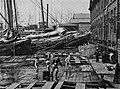 Amerikanischer Photograph um 1892 - Fulton Fischmarkt (Zeno Fotografie).jpg