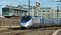 Amtrak Acela Train in Washington DC (8122309148).jpg