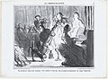 An Orchestra in a Fashionable Residence; plate 8 from the series, Les Comédiens de Société, published in Le Charivari, 20 April 1858 MET DP876696.jpg