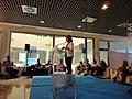 Ana Mato en la Escuela de Verano de NNGG.jpg