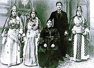 Konya - Greeks from Konya.