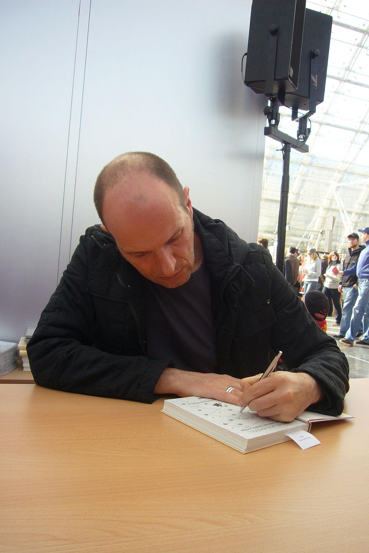 Andreas Steinhofel Die Biografie In Buchern Welt 1 13