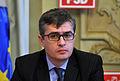 Andrei Dolineaschi la reuniunea BPN al PSD - 03.02.2014 (12286269535).jpg