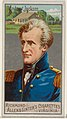 Andrew Jackson, from the Great Generals series (N15) for Allen & Ginter Cigarettes Brands MET DP834780.jpg