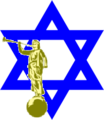 Angel moroni star of david.png