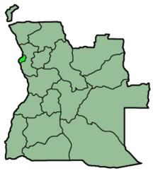 Provincia de Luanda