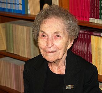 Anna Schwartz - Schwartz in 2007