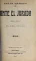 Ante el jurado - monólogo dramático en verso (IA anteeljuradomonl02bara).pdf