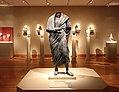 Antica roma, imperatore-filosofo, forse marco aurelio, 180-200 dc ca. 01.jpg
