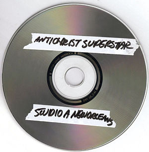 Antichrist Superstar (song) - Image: Antichrist Superstar Promo