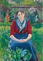 Anton Nowak - Country Girl from the Wachau.jpg