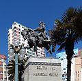 Antonio José de Sucre, Plaza del Estudiante 04.JPG