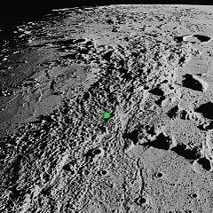 apollo 14 landing site - 451×450