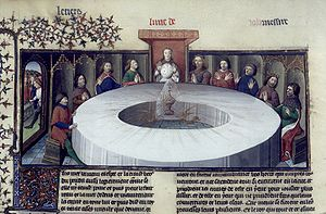 Knights Of The Round Table Sword Names.Round Table Wikipedia