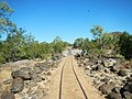 Approaching Junction Creek on the Savannahlander - panoramio.jpg