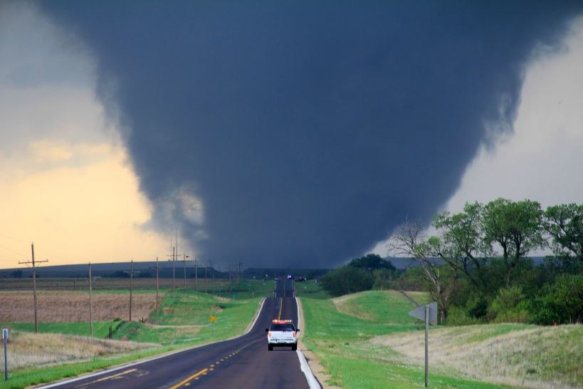 April 14, 2012 Marquette, Kansas EF4 tornado