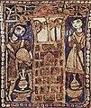 Arabischer Maler der Palastkapelle in Palermo 003.jpg