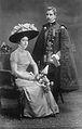 Archduchess Renata and her husband prince Jerome Radziwill.jpg