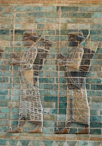 Imagen:Archers frieze Darius palace Louvre AOD487.jpg