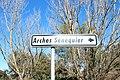 Arches Sénéquier à Fréjus le 6 février 2017 - 01.jpg