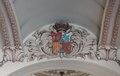 Architectural detail in the interior of the National Theatre (Palacio del Centro Gallego) located on the Prado in Havana, Cuba LCCN2010638634.tif
