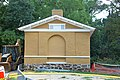 Arlington House - E facade of North Slave Quarters - 2011.jpg