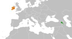 Armenia Ireland Locator.png