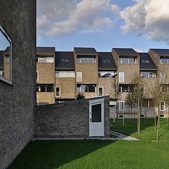 Jægersborg Allé - No. 185-229; Alle husene